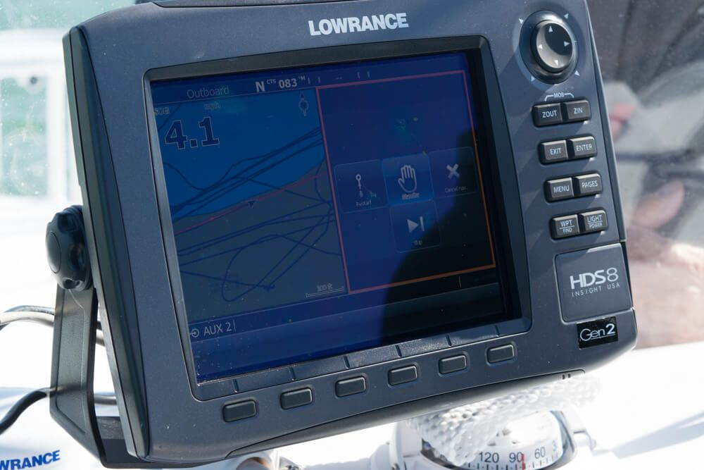Lowrance HDS Gen3 | Sea Anglers Guide