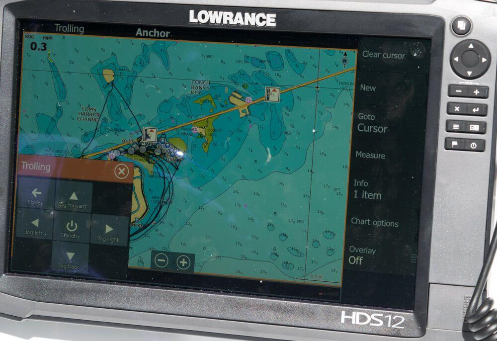 The Lowrance HDS Gen3